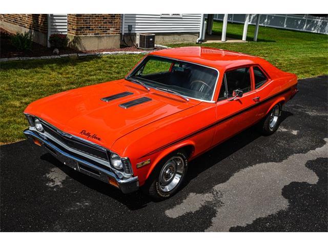 1972 Chevrolet Nova (CC-1362724) for sale in Saratoga Springs, New York