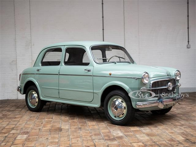 1957 Fiat 1100 (CC-1362728) for sale in London, United Kingdom