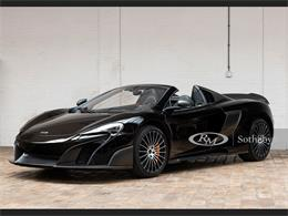 2016 McLaren 675LT (CC-1362731) for sale in London, United Kingdom