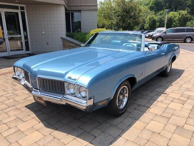 1970 Oldsmobile Cutlass (CC-1362739) for sale in Milford, Ohio