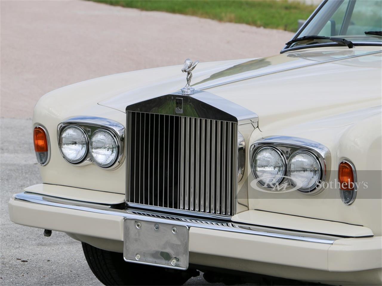 1993 Rolls-Royce Corniche IV (CC-1362743) for sale in Auburn, Indiana