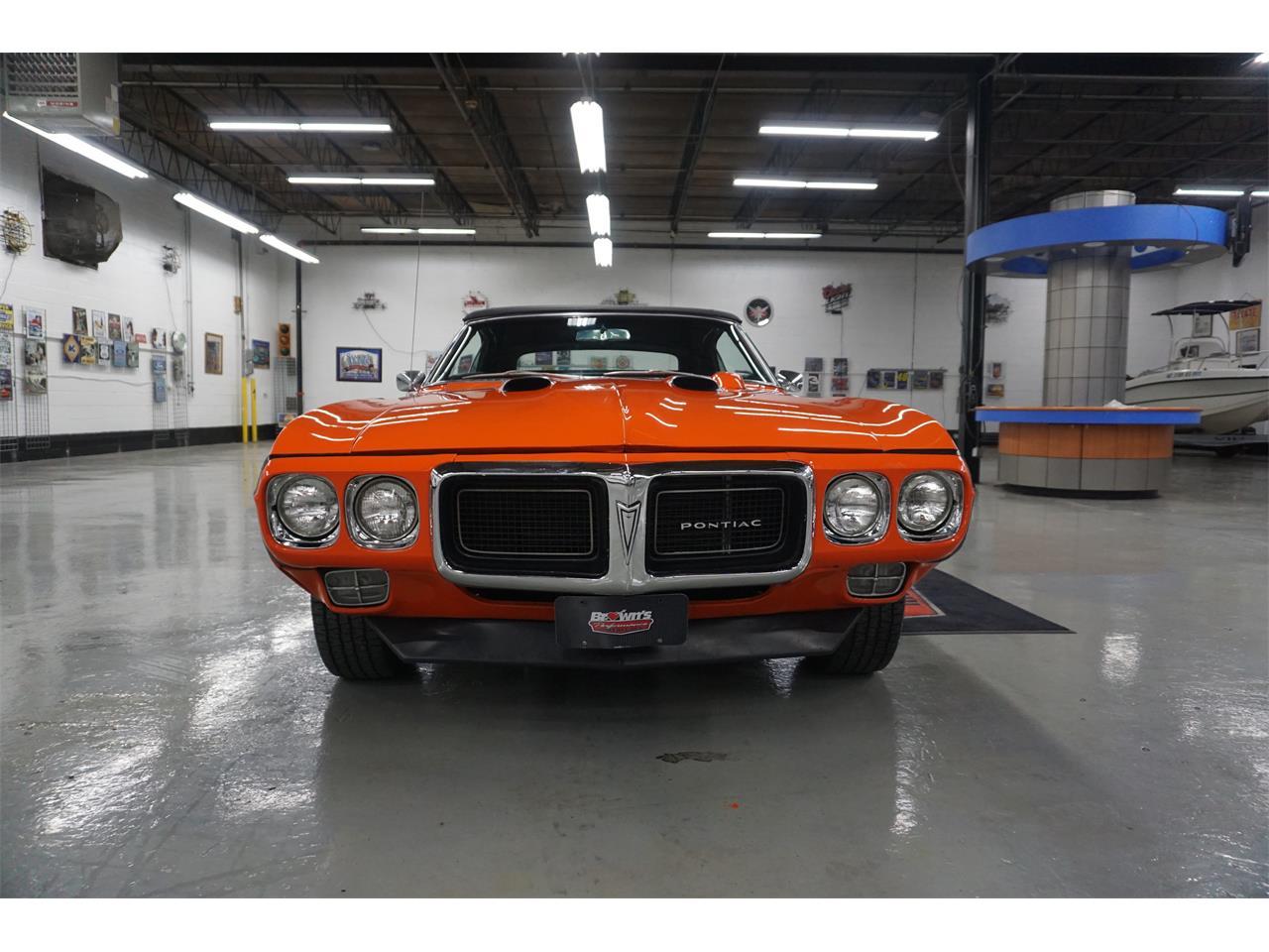 1969 Pontiac Firebird (CC-1362751) for sale in Glen Burnie, Maryland