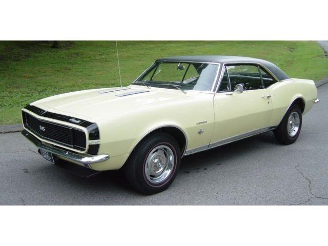 1967 Chevrolet Camaro (CC-1362752) for sale in Hendersonville, Tennessee