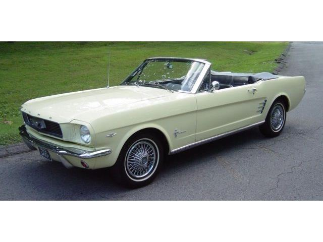 1966 Ford Mustang (CC-1362755) for sale in Hendersonville, Tennessee