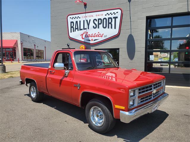 1986 Chevrolet 1/2-Ton Shortbox (CC-1362769) for sale in Canton, Ohio
