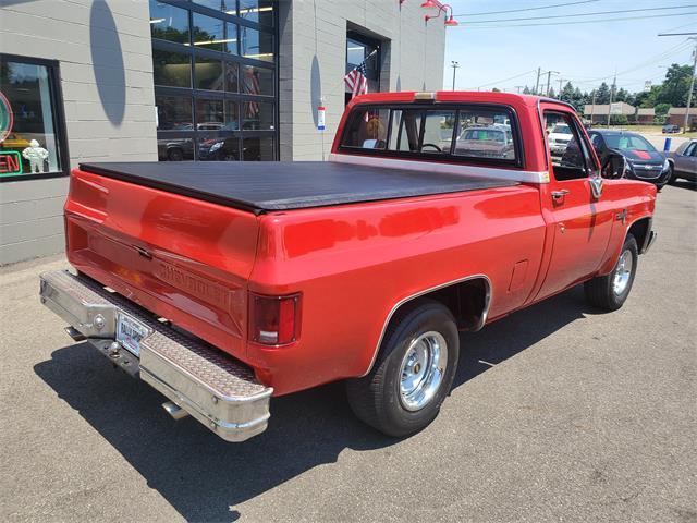 1986 Chevrolet 1/2 Ton Shortbox (CC-1362769) for sale in Canton, Ohio