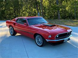 1969 Ford Mustang Mach 1 (CC-1362783) for sale in Hiwasse, Arkansas
