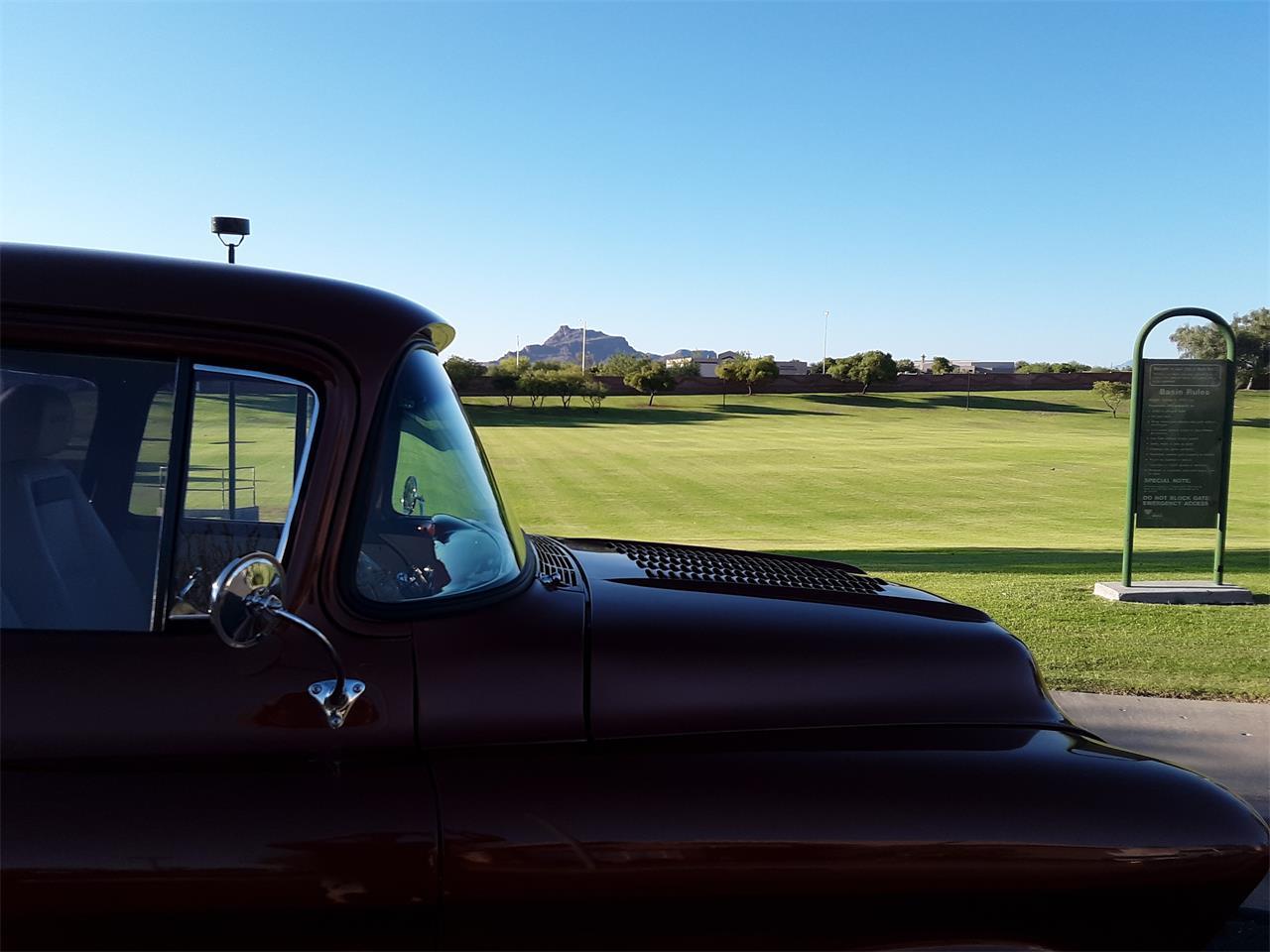 1957 Chevrolet Pickup (CC-1362787) for sale in Mesa, Arizona