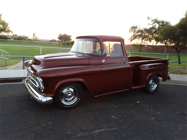 1957 Chevrolet Pickup (CC-1362787) for sale in Mesa, Arizona
