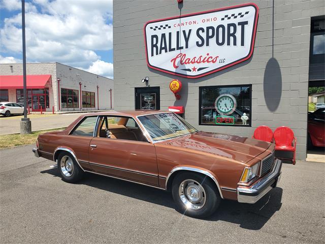 1978 Chevrolet Malibu Classic (CC-1362793) for sale in Canton, Ohio