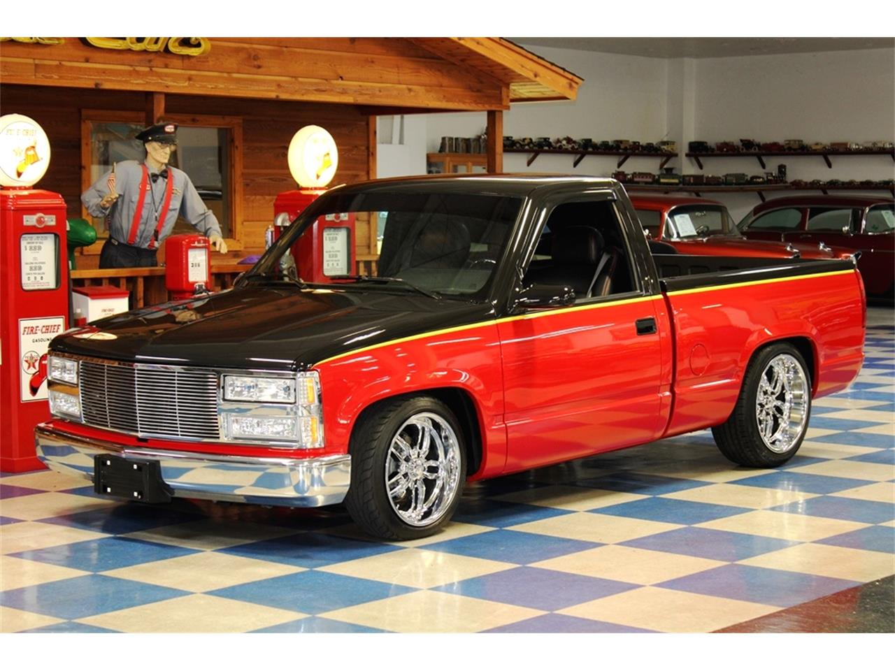 1990 Chevrolet C/K 1500 (CC-1362797) for sale in New Braunfels, Texas