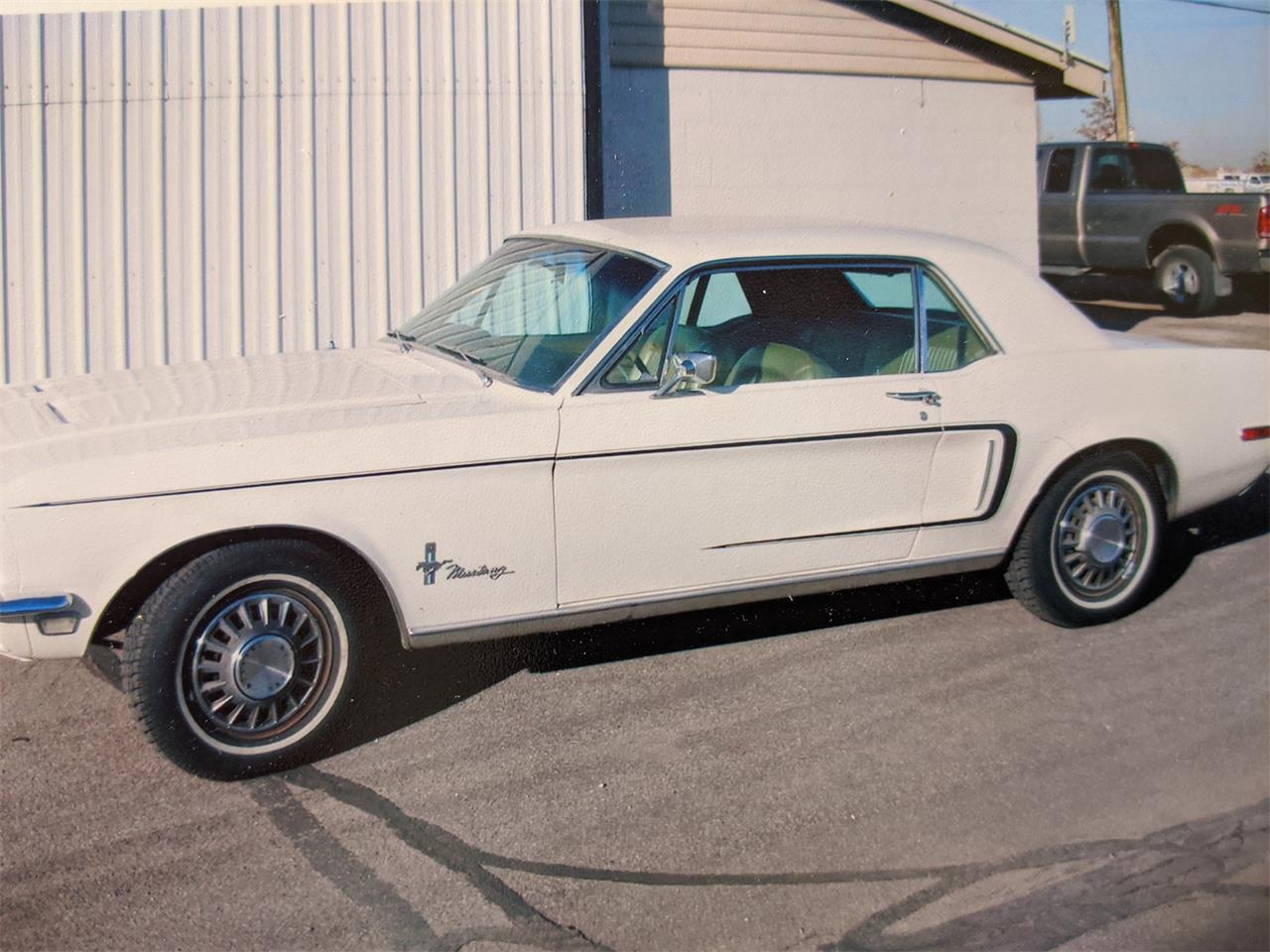 1968 Ford Mustang (CC-1362798) for sale in Bountiful, Utah