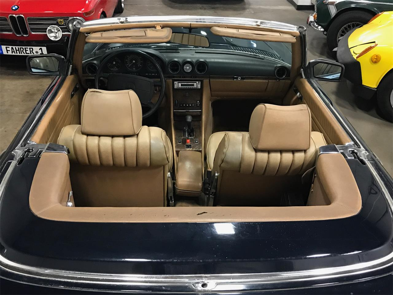 1986 Mercedes-Benz 560SL (CC-1362800) for sale in Cleveland, Ohio