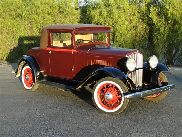 1931 DeVaux 6-75 (CC-1362803) for sale in Riverside, California