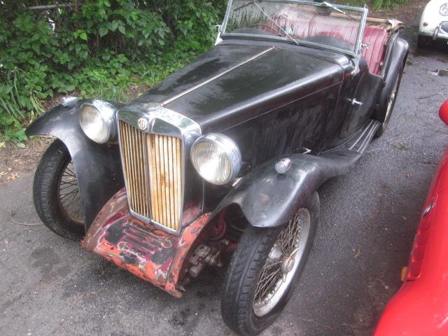 1948 MG TC (CC-1362807) for sale in Stratford, Connecticut