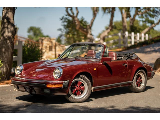 1984 Porsche 911 (CC-1362813) for sale in Monterey, California
