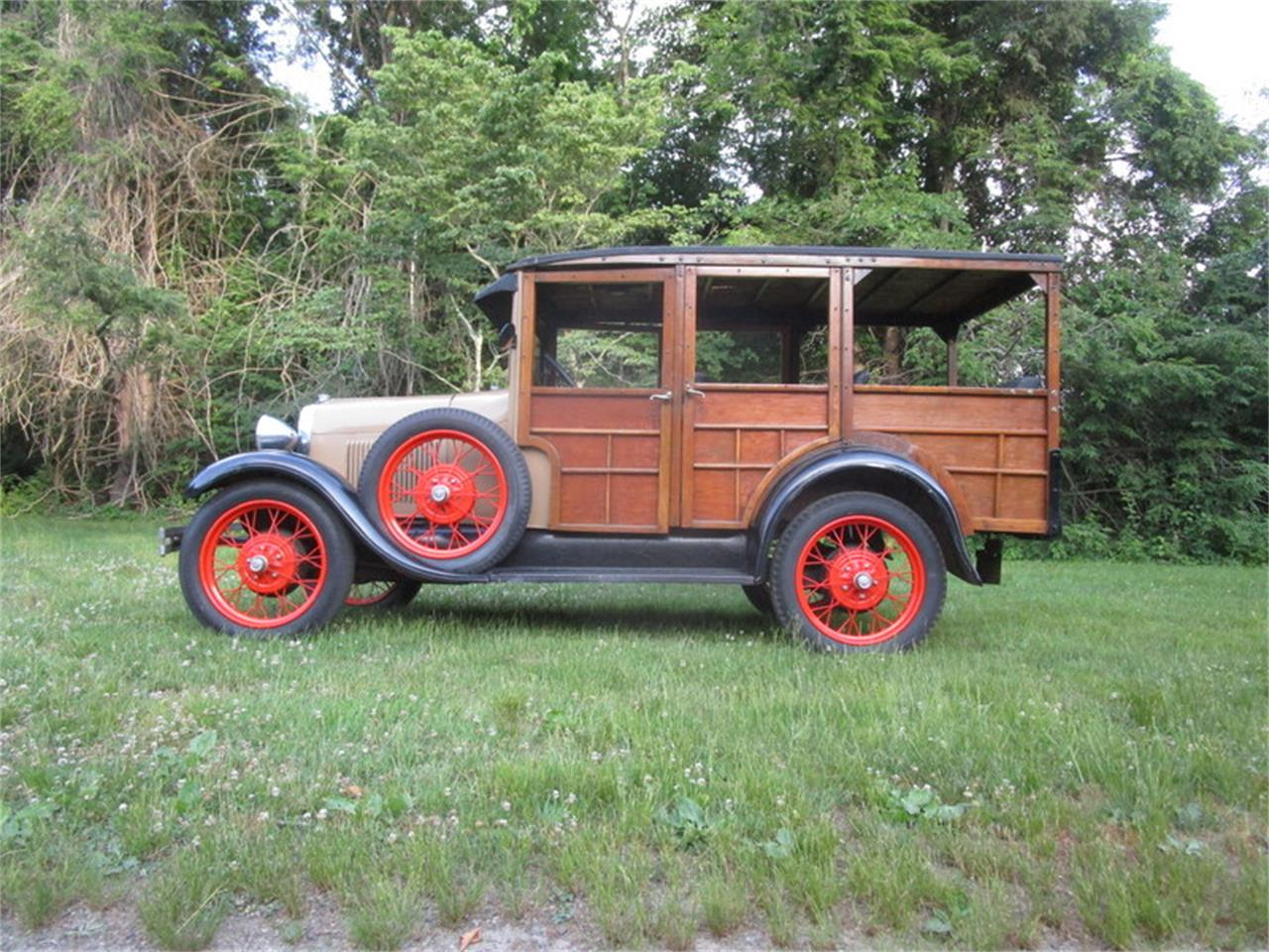 1929 Ford Woody Wagon (CC-1362822) for sale in Essex, Connecticut