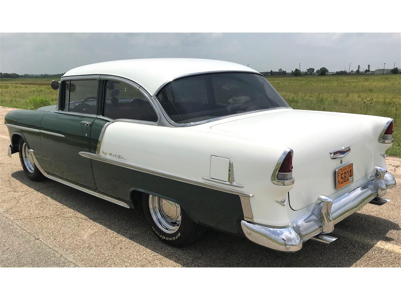1955 Chevrolet Bel Air (CC-1362826) for sale in Palmer, Texas