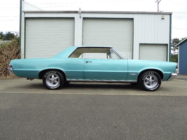 1965 Pontiac GTO (CC-1362833) for sale in Turner, Oregon