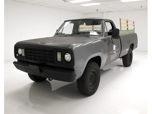 1977 Dodge W200 (CC-1362839) for sale in Morgantown, Pennsylvania