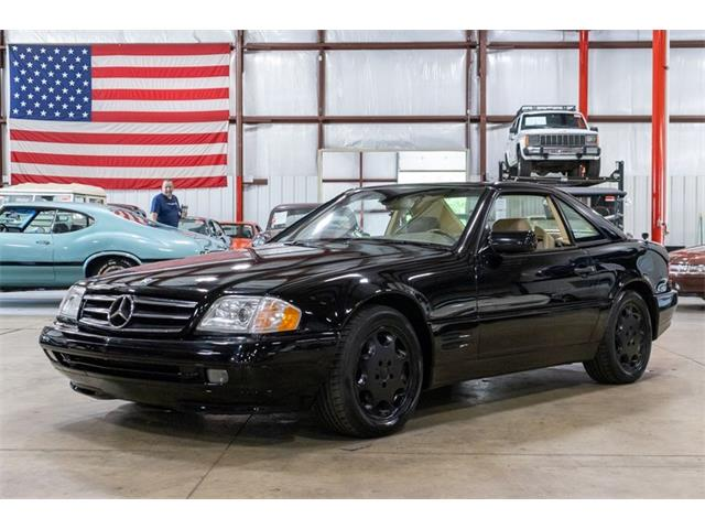 1998 Mercedes-Benz SL500 (CC-1362848) for sale in Kentwood, Michigan