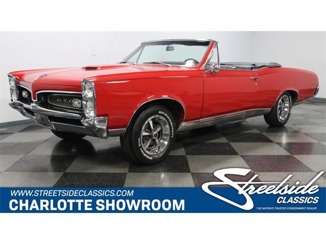 1967 Pontiac GTO (CC-1362862) for sale in Concord, North Carolina