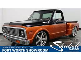 1972 Chevrolet C10 (CC-1362864) for sale in Ft Worth, Texas
