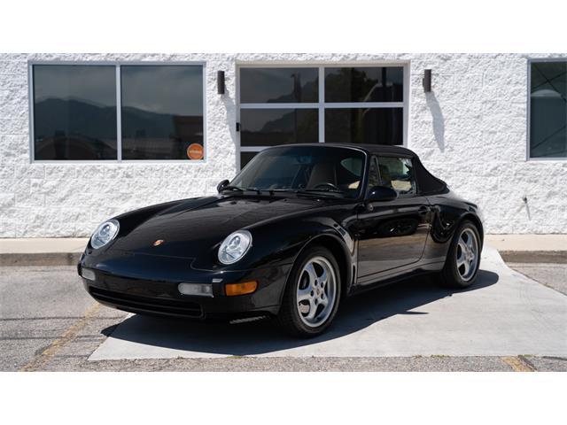 1998 Porsche Carrera (CC-1360287) for sale in Salt Lake City, Utah