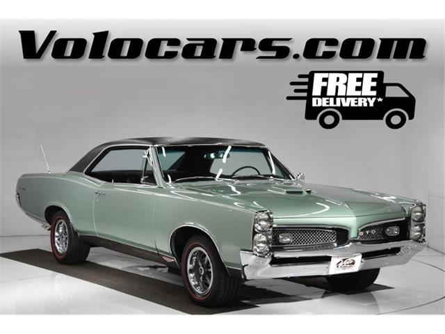 1967 Pontiac GTO (CC-1362897) for sale in Volo, Illinois