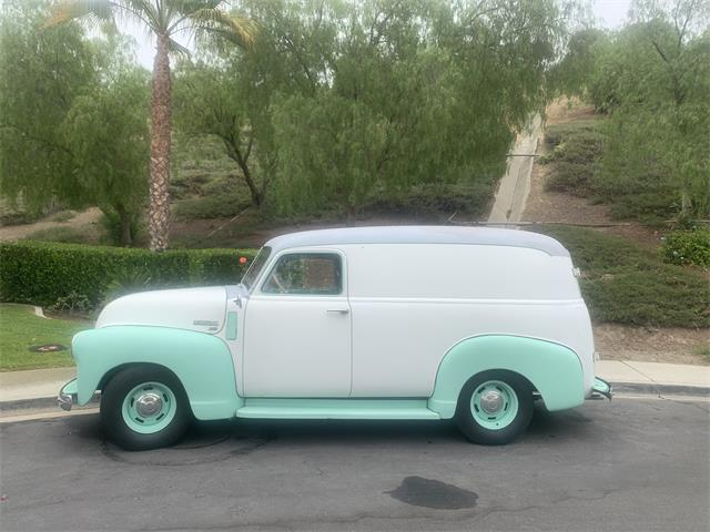1949 Chevrolet Panel Truck (CC-1360029) for sale in Mission Viejo, California