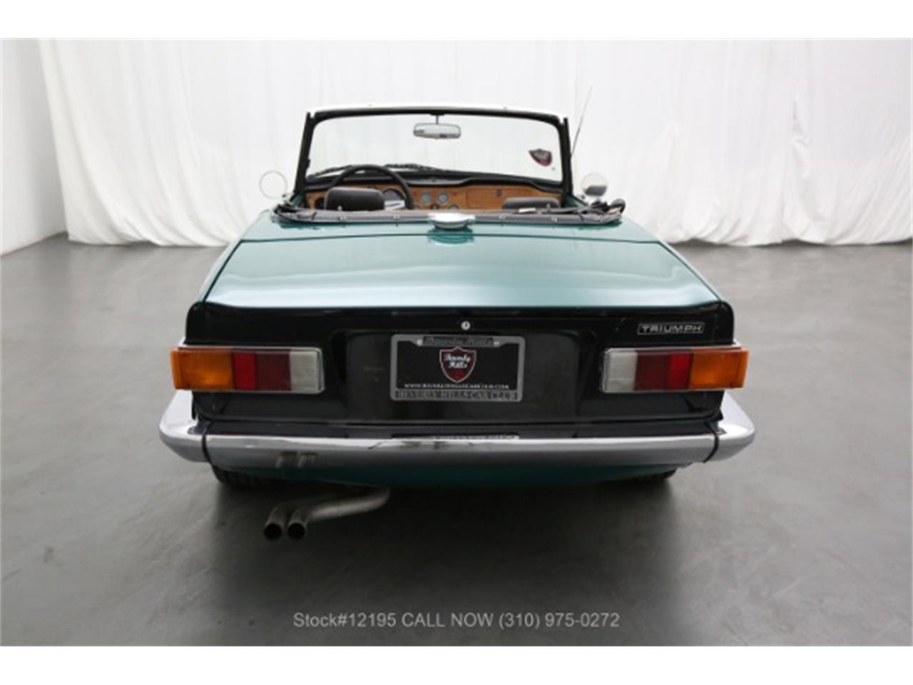 1973 Triumph TR6 (CC-1362900) for sale in Beverly Hills, California
