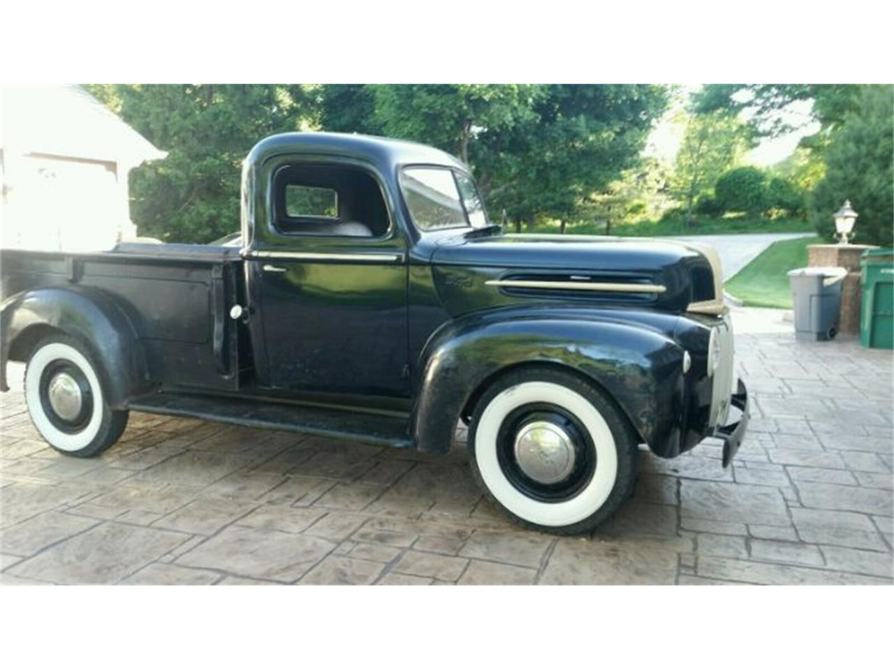 1947 Ford Pickup (CC-1362907) for sale in Cadillac, Michigan