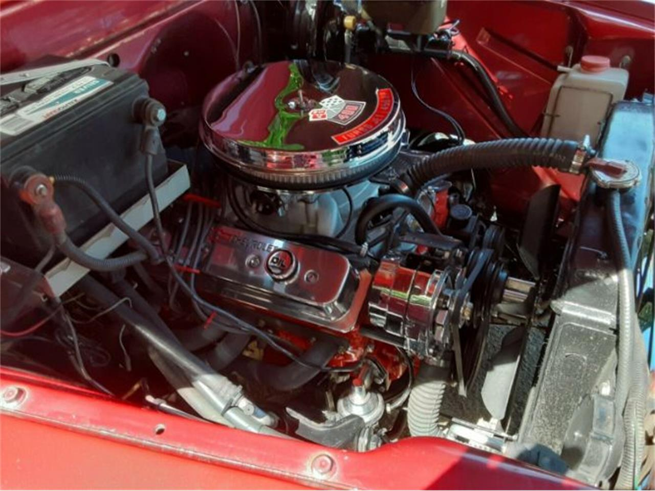 1956 Chevrolet Apache (CC-1362916) for sale in Cadillac, Michigan