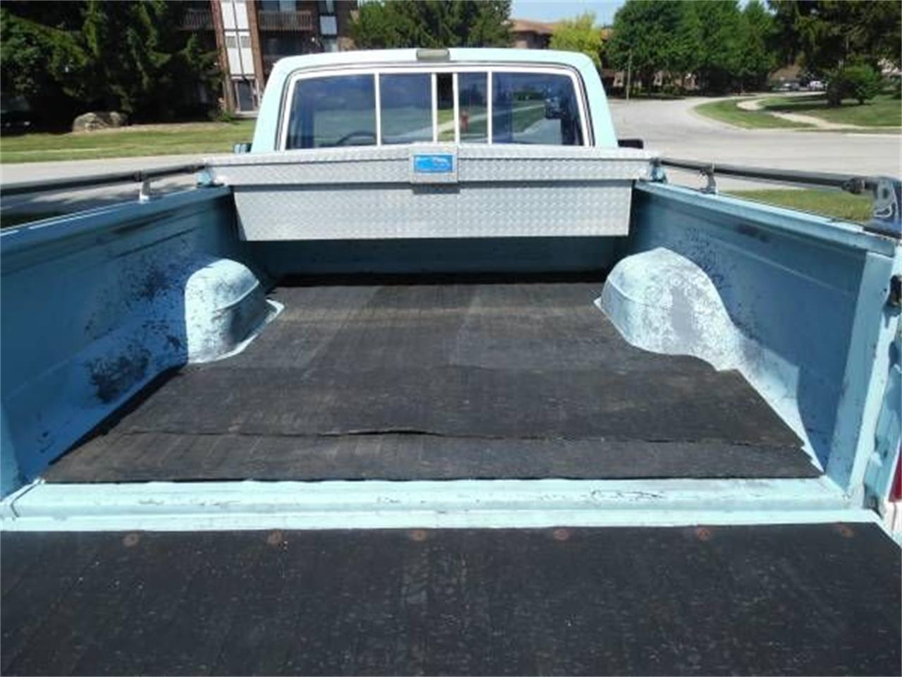 1986 Ford F150 (CC-1362917) for sale in Cadillac, Michigan