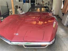 1972 Chevrolet Corvette (CC-1362919) for sale in Cadillac, Michigan