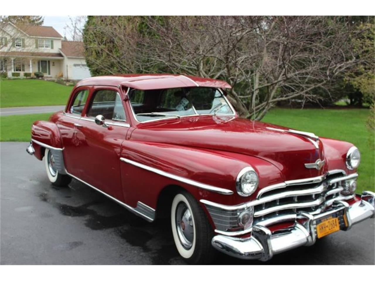 1950 Chrysler New Yorker (CC-1362920) for sale in Cadillac, Michigan