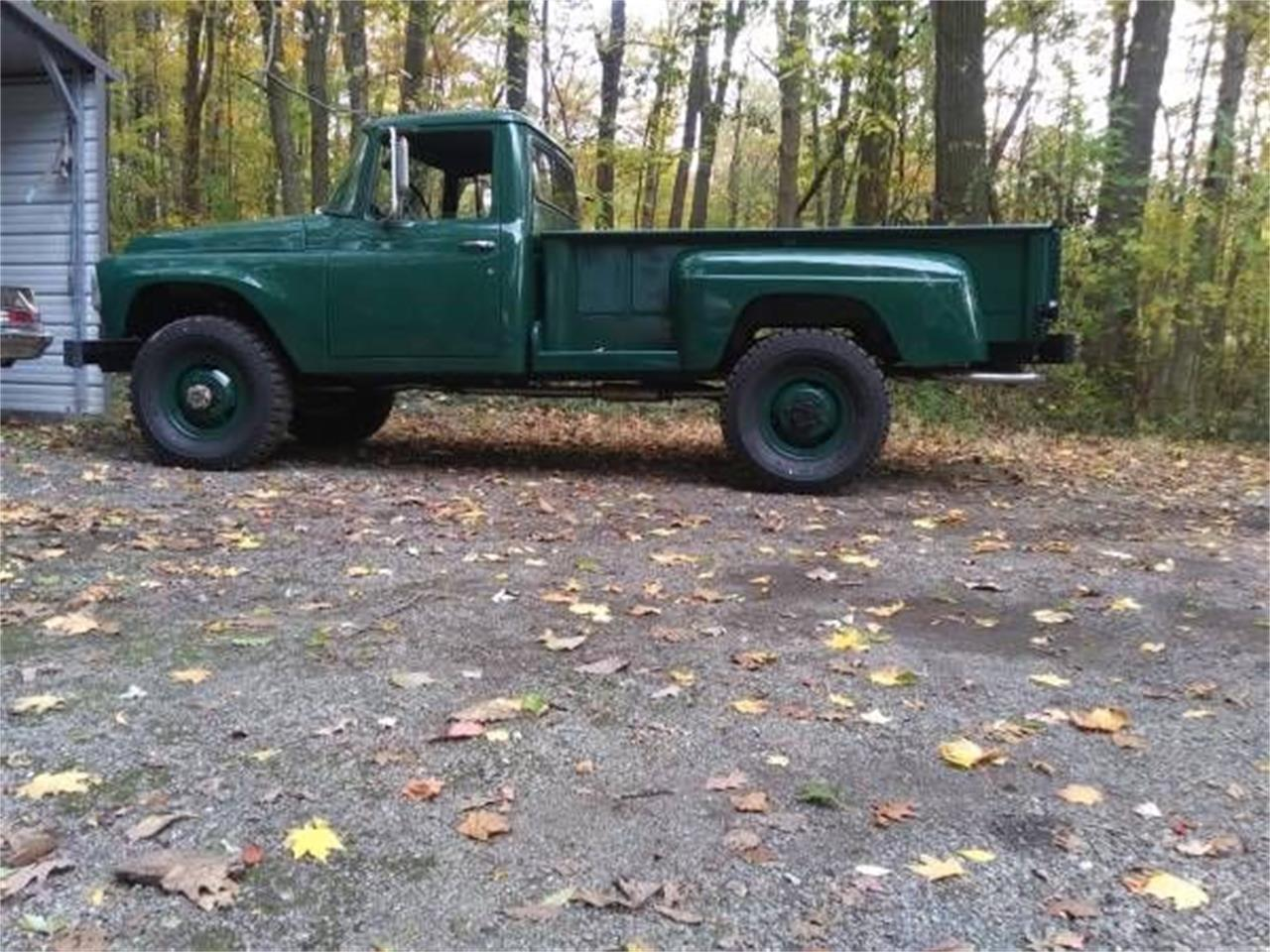 1968 International Pickup (CC-1362921) for sale in Cadillac, Michigan