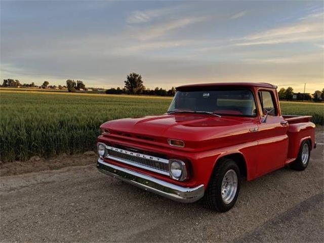 1962 Chevrolet C10 (CC-1362924) for sale in Cadillac, Michigan