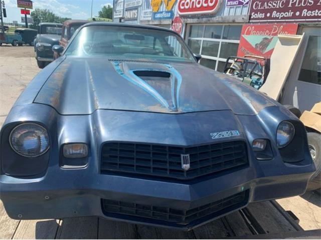 1979 Chevrolet Camaro (CC-1362927) for sale in Cadillac, Michigan