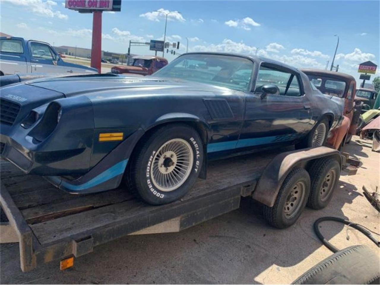 1979 Chevrolet Camaro (CC-1362927) for sale in Cadillac, Michigan