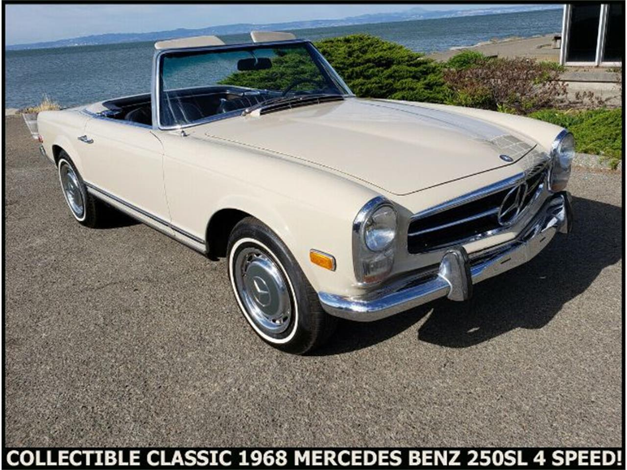 1968 Mercedes-Benz 250SL (CC-1362928) for sale in Cadillac, Michigan