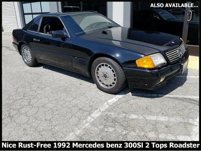 1992 Mercedes-Benz 300SL (CC-1362929) for sale in Cadillac, Michigan