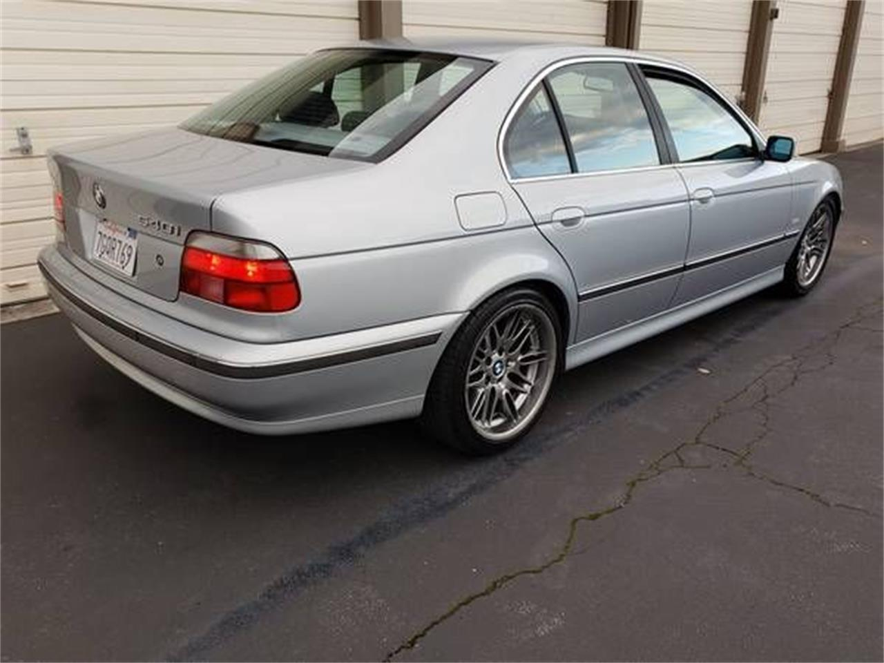 1997 BMW 5 Series (CC-1362933) for sale in Cadillac, Michigan