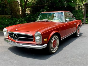 1968 Mercedes-Benz 280SL (CC-1362935) for sale in West Pittston, Pennsylvania