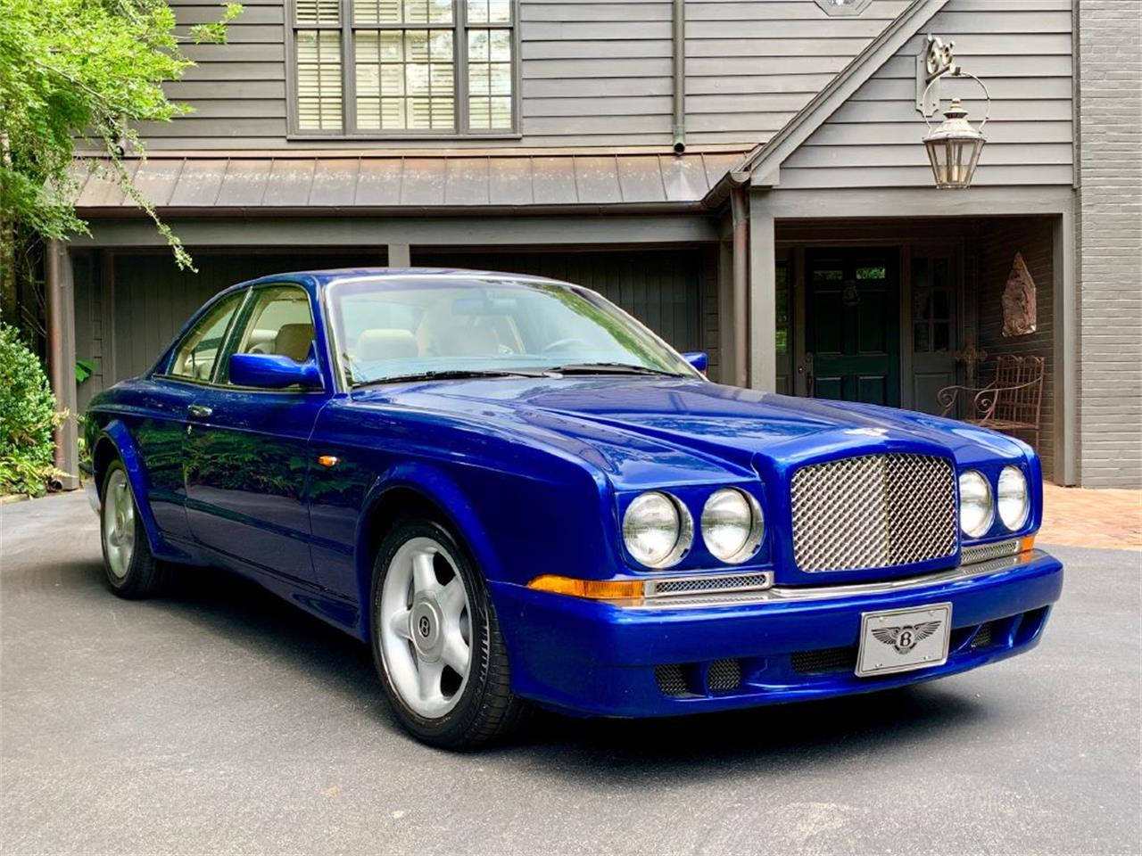 1998 Bentley Mulliner (CC-1362936) for sale in West Pittston, Pennsylvania