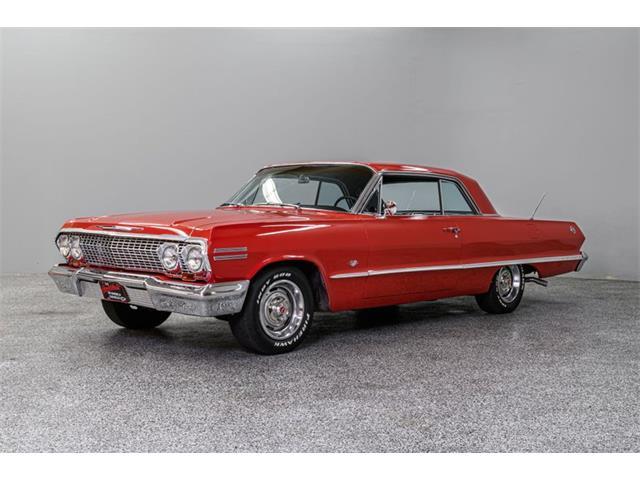 1963 Chevrolet Impala (CC-1362947) for sale in Concord, North Carolina