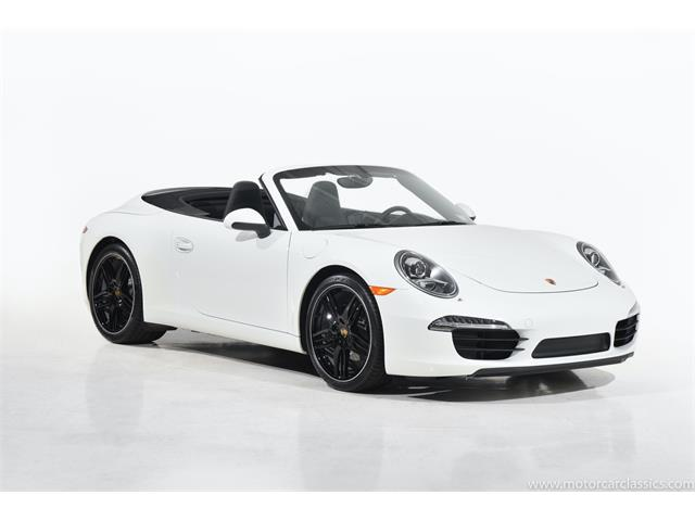 2015 Porsche 911 (CC-1362955) for sale in Farmingdale, New York
