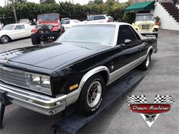 1984 Chevrolet El Camino (CC-1360296) for sale in Lantana, Florida