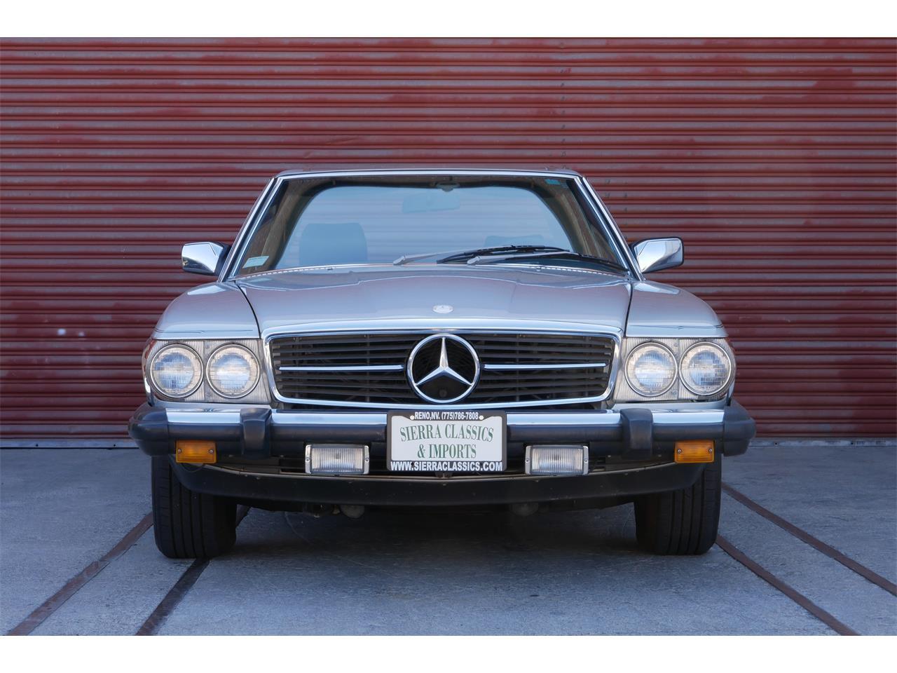 1985 Mercedes-Benz 380SL (CC-1362961) for sale in Reno, Nevada