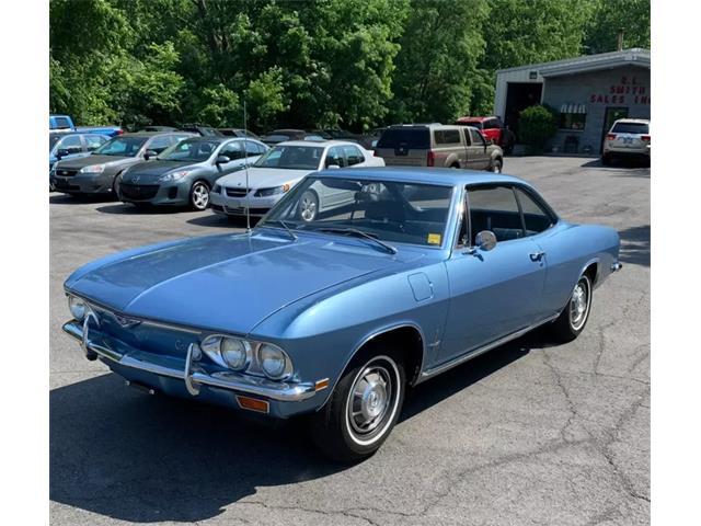 1969 Chevrolet Corvair (CC-1362985) for sale in Saratoga Springs, New York